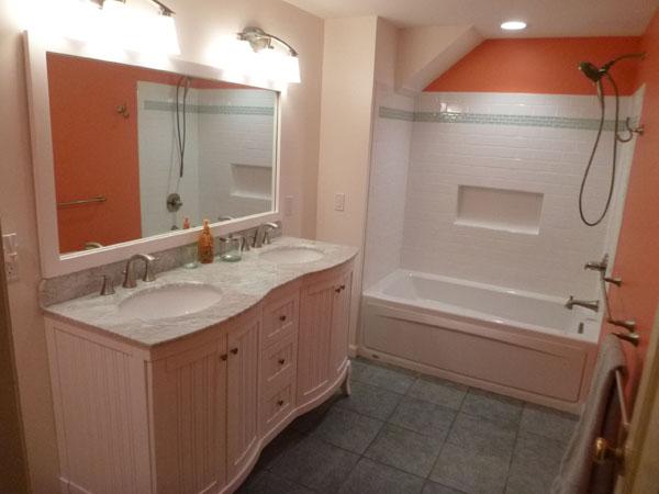 Woodstock Mountain Homes Bathrooms